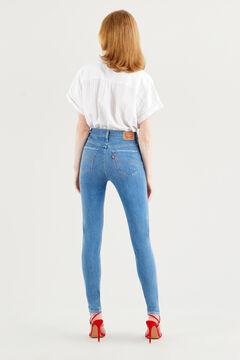Cortefiel 310™ Super Skinny Jeans  Turquoise