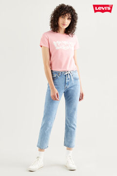Cortefiel THE PERFECT Levi's® TEE Rosa