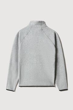 Cortefiel Napapijri TEAR BOX fleece Gray