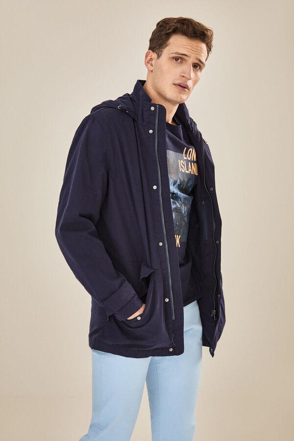 ad83441a0 Cazadoras y chaquetas de hombre | Cortefiel
