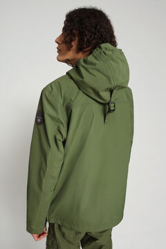Cortefiel Napapijri RAINFOREST S PKT jacket Green