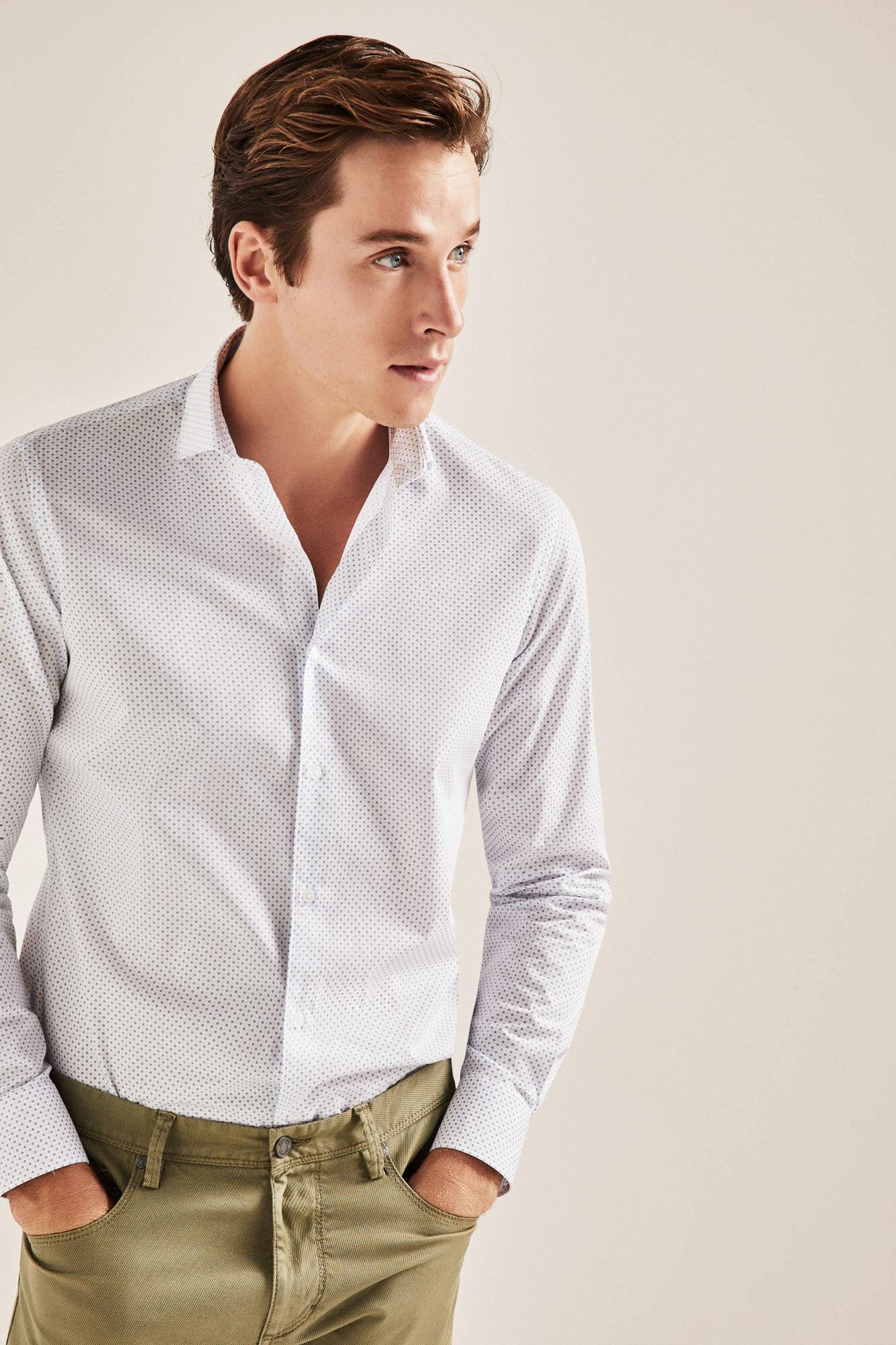Para Camisas Hombre Cortefiel Sastrería De RRZHCwxqA