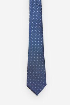 Cortefiel Corbata lunares Azul