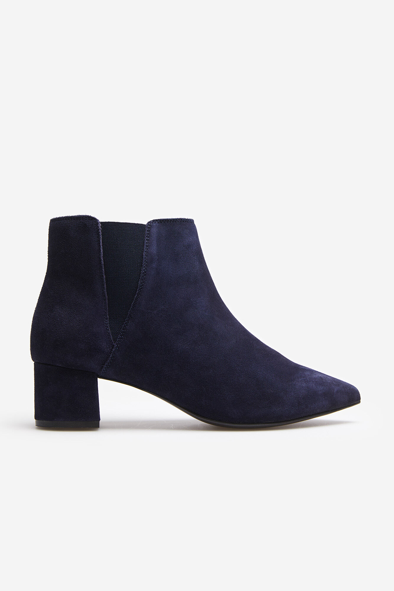 fashionable and attractive package pretty cheap clearance prices Split leather ankle boot | Shoes | Cortefiel Man & Woman