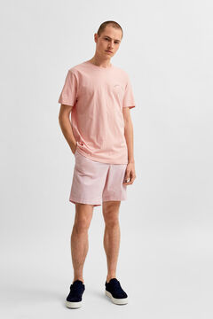 Cortefiel T-shirt Pink