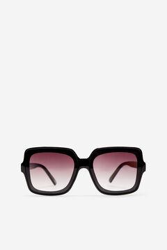 Cortefiel  Gafas de sol Candy Valeria Mazza Black