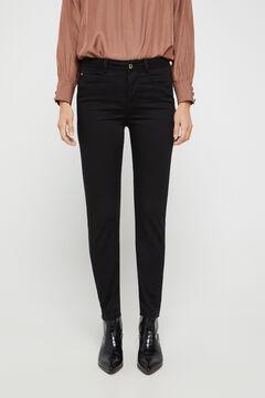 Cortefiel Original Sensational jeans Black