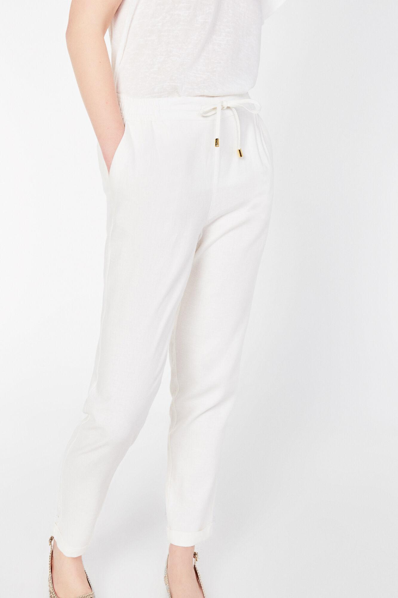 Pantalon - Femme, Beige, 40Cortefiel