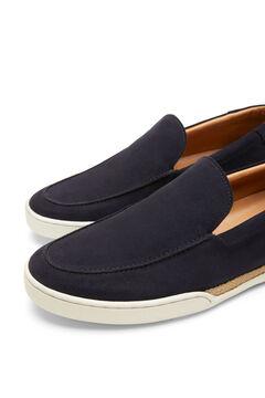 Cortefiel Rubber sole loafer Bluejeans