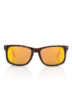 Cortefiel Sunglasses Flag Antonio Banderas brown Dark brown