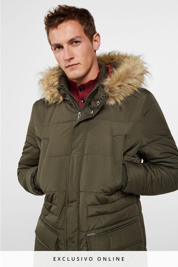 bca53c8e Cazadoras y chaquetas de hombre | Cortefiel