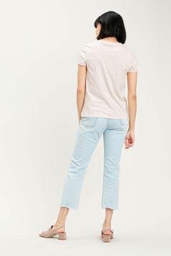 Cortefiel T-shirt Levi's® logo chest Pink