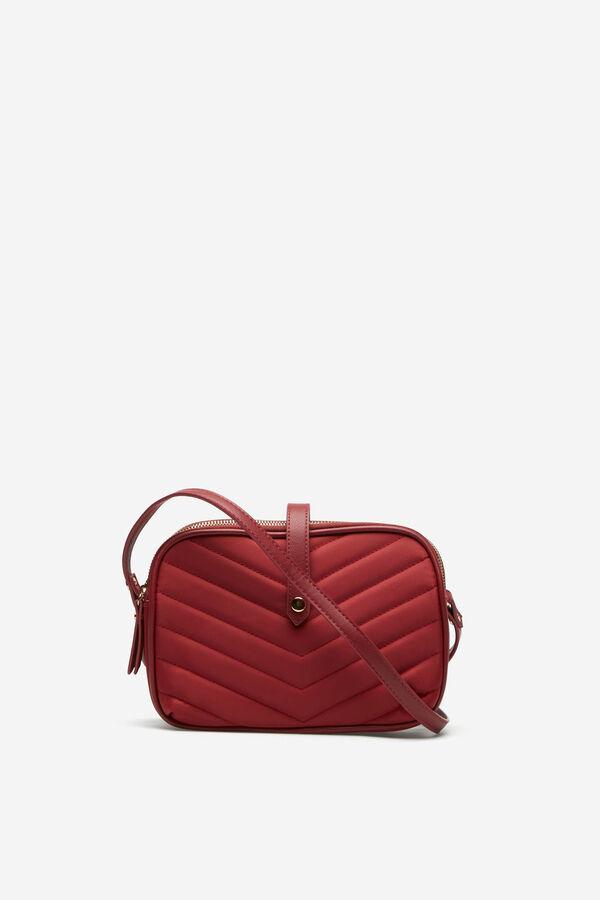 b71bc3532 Cortefiel Bolso shopper Rojo
