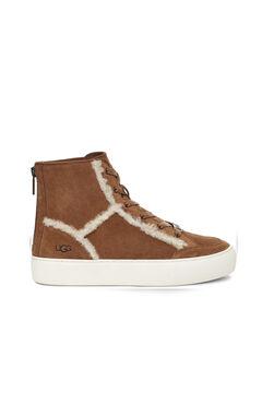 Cortefiel Nuray boot Vanilla