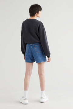 Cortefiel PLEATED RIBCAGE Levi's® SHORT Azul