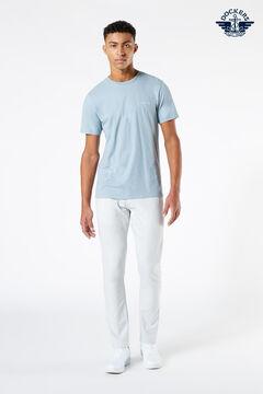 Cortefiel Dockers® LOGO TEE Blue