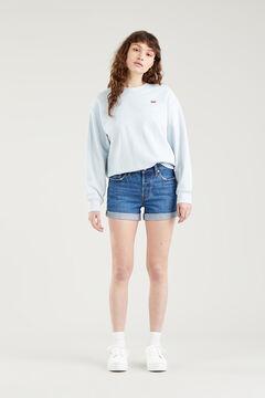 Cortefiel Levi's® sweatshirt  Light blue