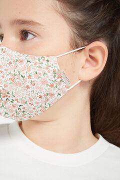 Cortefiel Máscara higiénica para menina Rosa