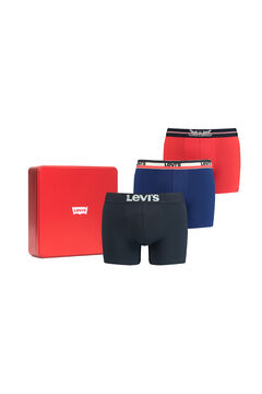 Cortefiel 3-pack Levi's® boxers gift box  Turquoise