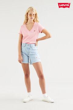 Cortefiel Levi's® PERFECT VNECK Pink