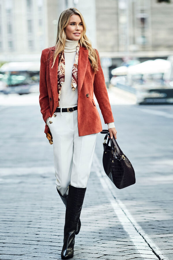 fuerte embalaje profesional última tecnología Pantalones de mujer | Cortefiel