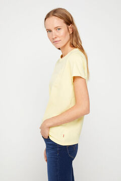 Cortefiel Classic Levi's® t-shirt with central logo Yellow