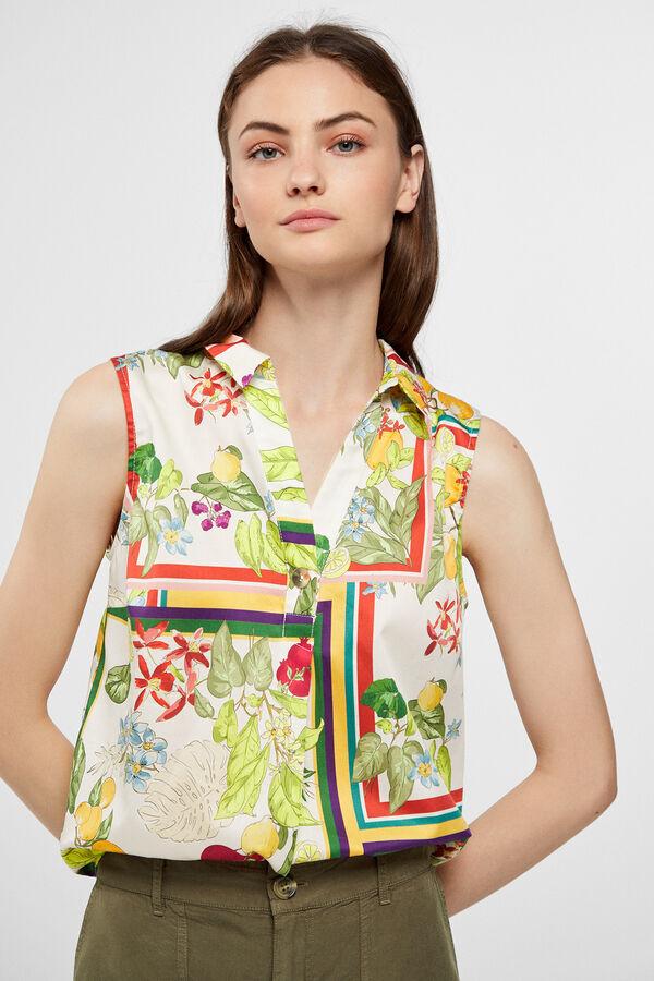 f5b749f65 Blusas y camisas de mujer | Cortefiel