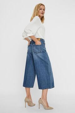 Cortefiel Jeans de perna larga  Azul