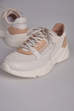 Pedro del Hierro Chunky trainer Brown