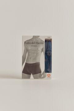 Pedro del Hierro Eco-modal boxer shorts Blue