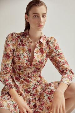 Pedro del Hierro Printed organic cotton dress Several