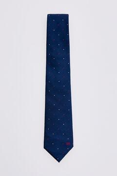 Pedro del Hierro Corbata lunares Azul