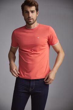 Pedro del Hierro Short-sleeved t-shirt Red