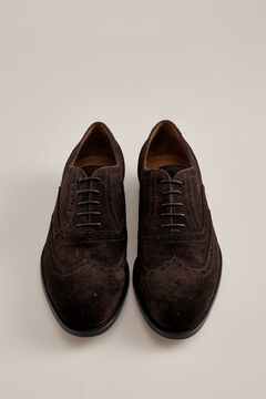 Pedro del Hierro Lace-up Oxford shoe Brown