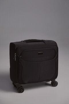 Pedro del Hierro Cabin suitcase wheels  Black