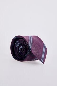 Pedro del Hierro Corbata rayas Rosa