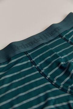 Pedro del Hierro Eco-modal boxer shorts Green