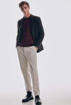 Pedro del Hierro Wool blazer Brown