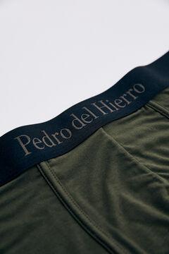 Pedro del Hierro Eco-modal boxer shorts Grey