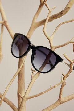 Pedro del Hierro Óculos básicos pretos Preto