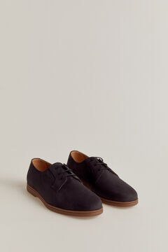 Pedro del Hierro Lace-up rubber-soled shoes Blue