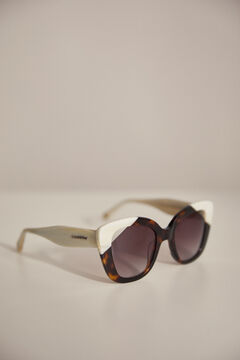 Pedro del Hierro Cat eye sunglasses Brown