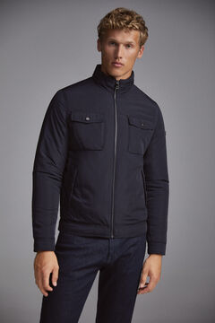 Pedro del Hierro Jacket with removable lining Blue