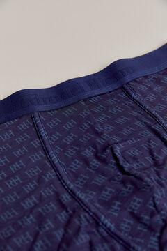 Pedro del Hierro Eco-modal boxers Blue