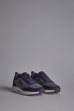 Pedro del Hierro Light-soled runner sneaker Blue