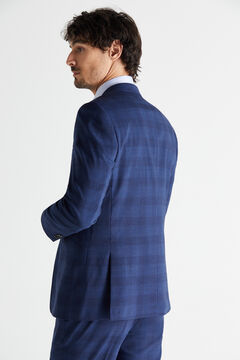 Suit jacket, trousers, shirt and tie set