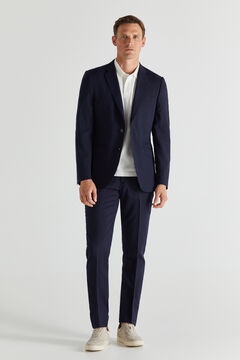 Set of blazer and pants slim fit