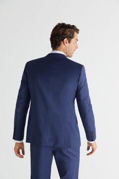 Slim fit stain resistant suit set