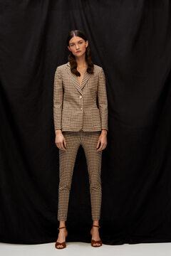 Comfort blazer and pants set