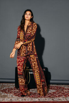 SLOWLOVE blazer and trouser set
